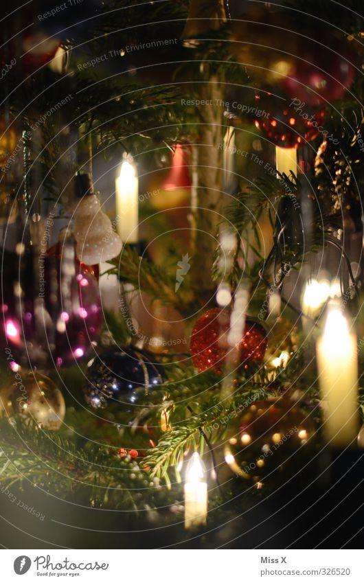 christmas decoration Christmas & Advent Glittering Multicoloured Christmas tree Christmas figure Christmas fairy lights Snowman Candle Candlelight