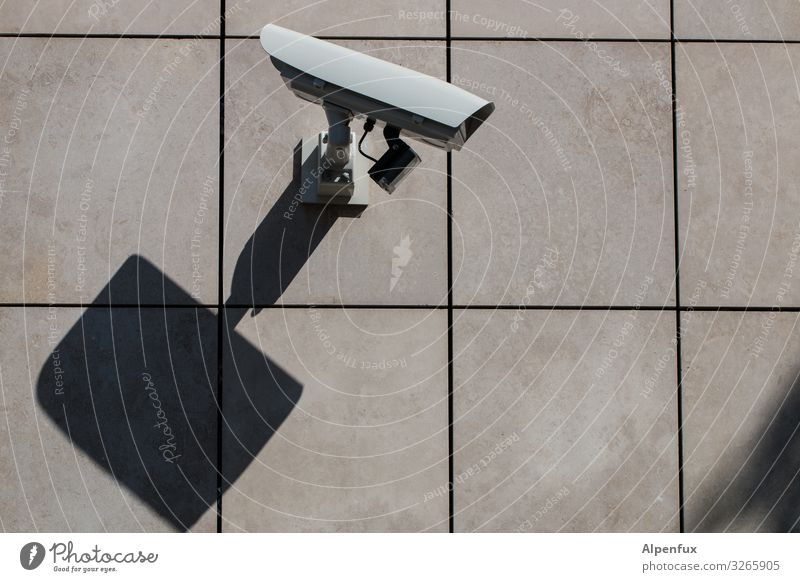Town Fear Future Dangerous Threat Safety Mysterious Information Technology Trust Considerate Society Politics and state Concern Video camera Competition