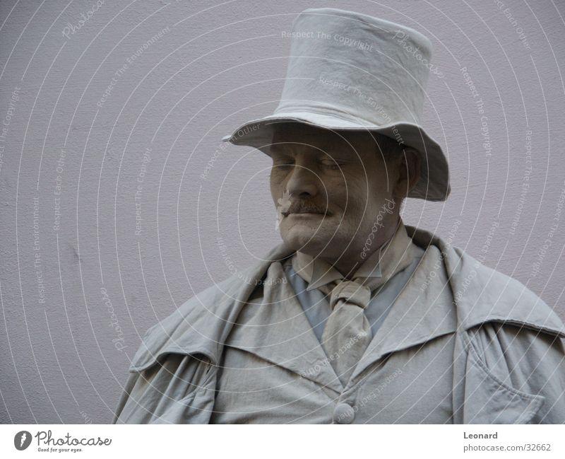 Human being Man White Street Hat Stage play Actor Pantomimist