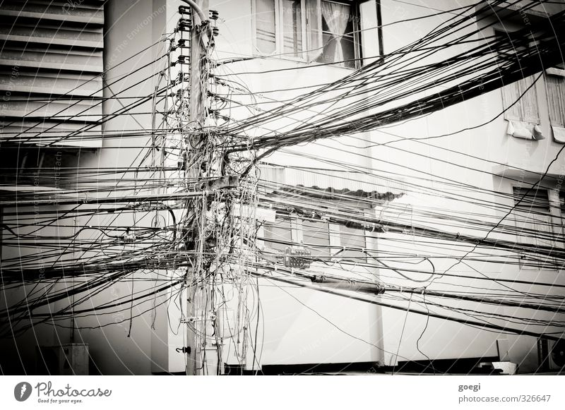 Communicate Telecommunications Cable Network Internet Information Technology Advancement Complex