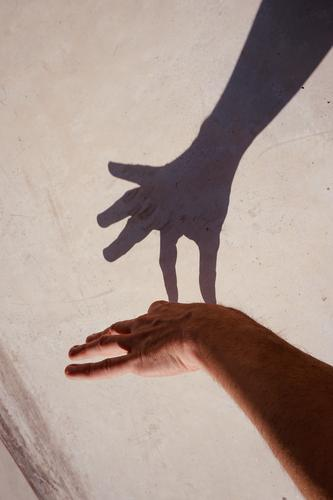 man hand gesturing on the wall shadow silhouette Hand Shadow Light (Natural Phenomenon) Sunlight Silhouette Fingers Palm of the hand Body wrist Arm Skin