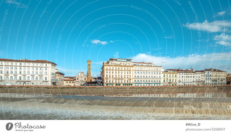 Florence Tuscany Italy Vacation & Travel Sightseeing City trip Architecture Europe Town Capital city Skyline Deserted House (Residential Structure)
