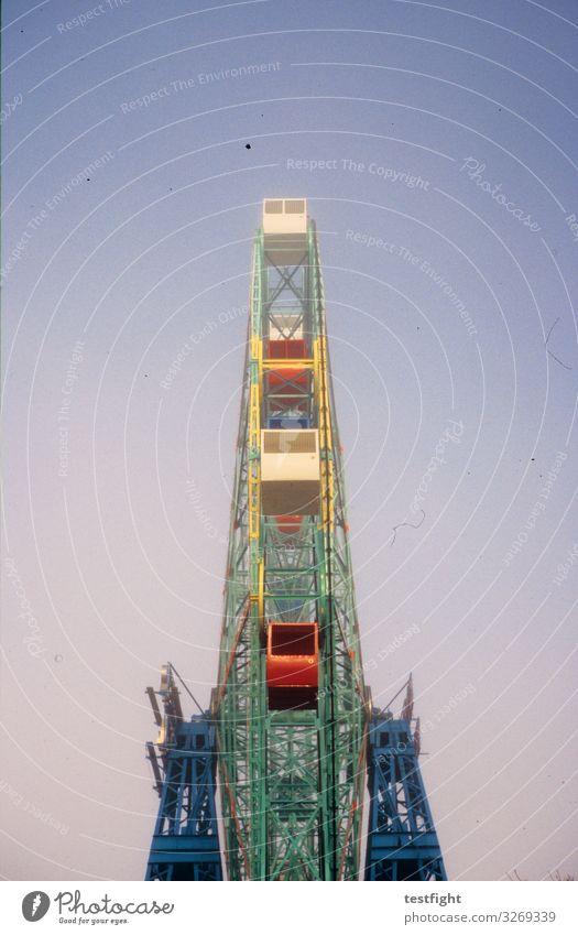Joy To talk Large Tall Manmade structures Fairs & Carnivals Rotate Ferris wheel Amusement Park