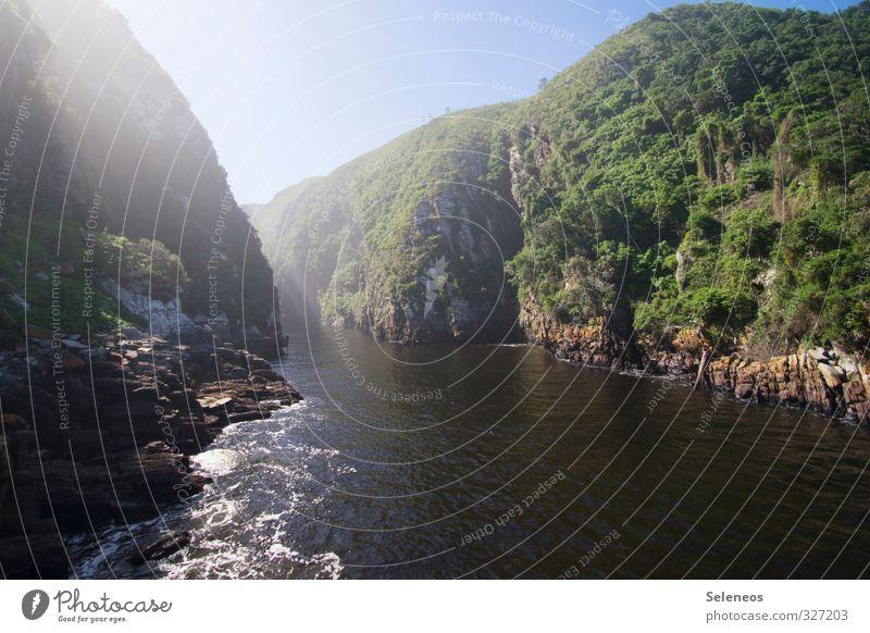 Sky Nature Vacation & Travel Water Summer Plant Tree Sun Landscape Environment Coast Natural Rock Tourism Wet Bushes