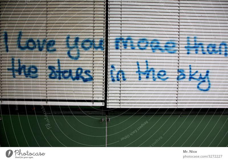 crazy in love Window Happy Joie de vivre (Vitality) Anticipation Sympathy Together Love Infatuation Venetian blinds Characters Figure of speech Stars Starry sky
