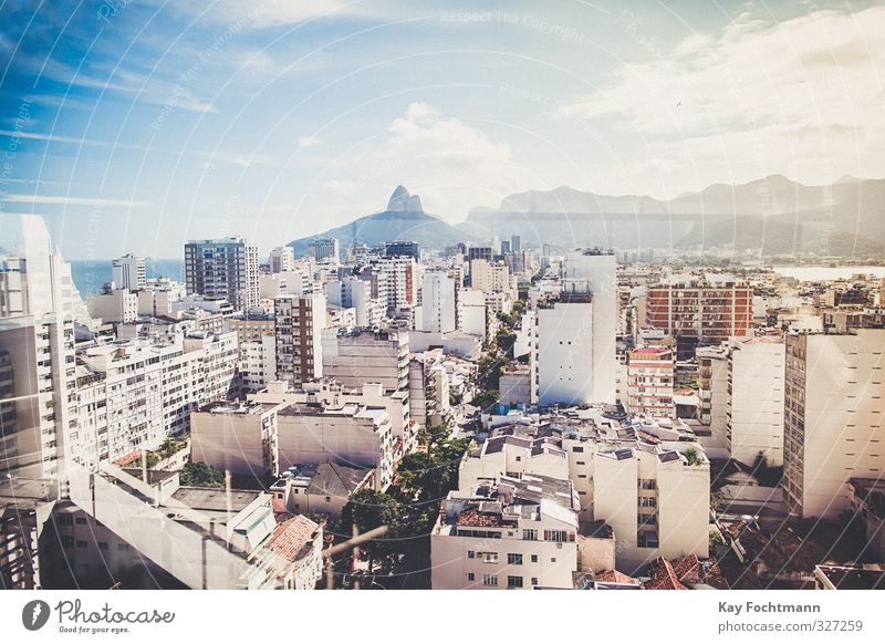 ° Vacation & Travel Tourism Adventure Far-off places Freedom Sightseeing City trip Summer Summer vacation Rio de Janeiro Brazil South America Town Downtown