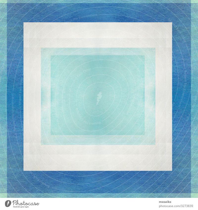 Blue Relaxation Joy Lifestyle Style Art Design Contentment Elegant Esthetic Empty Well Serene Middle Luxury Square