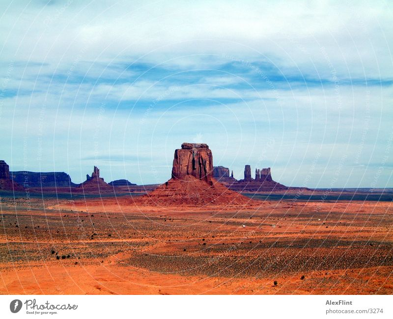 far and wide Americas landscaped canyon