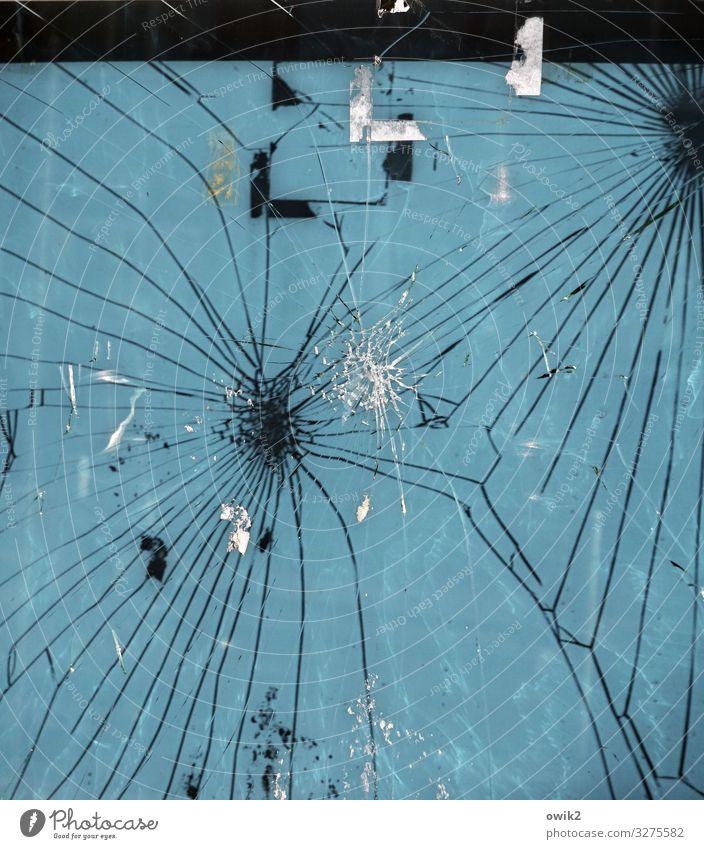 Skirmishes Bulletin board Crack & Rip & Tear Tracks Paper Remainder Glass Trashy Crazy Wild Anger Blue Aggression Force Bizarre War Crisis Revolt Decline