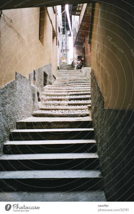Architecture Stairs Italy