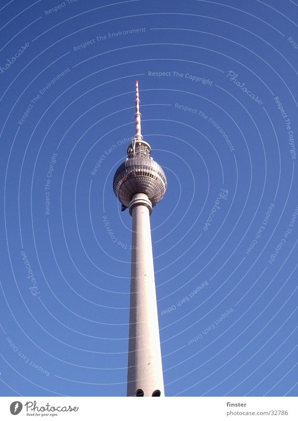 Sky Berlin Leisure and hobbies Ear Television Alexanderplatz