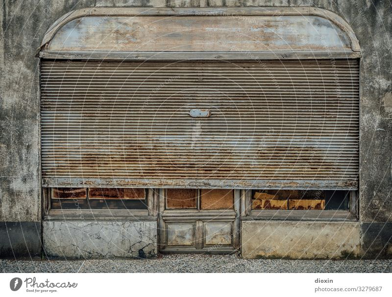 Old Town House (Residential Structure) Window Architecture Wall (building) Building Wall (barrier) Brown Facade Door Dirty Authentic Past Manmade structures