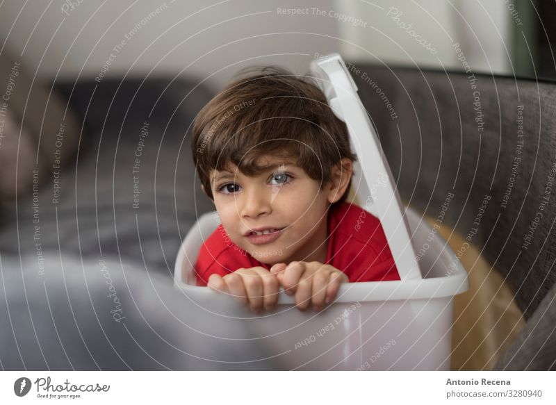 Hidden kid Child Human being Toddler Boy (child) Infancy Timidity Basket concealing hidden faces hiding interior just children kids mischievousness