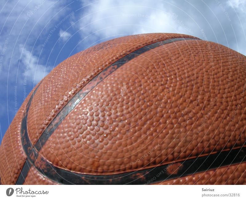 play in heaven2 Clouds Playing Sports Basketball Ball Sky Skyward Exterior shot