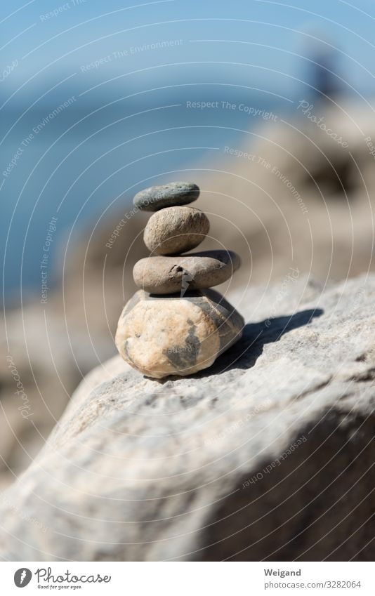 balance Beautiful Healthy Health care Wellness Harmonious Well-being Contentment Senses Relaxation Calm Meditation Coast Lakeside River bank Beach Acceptance