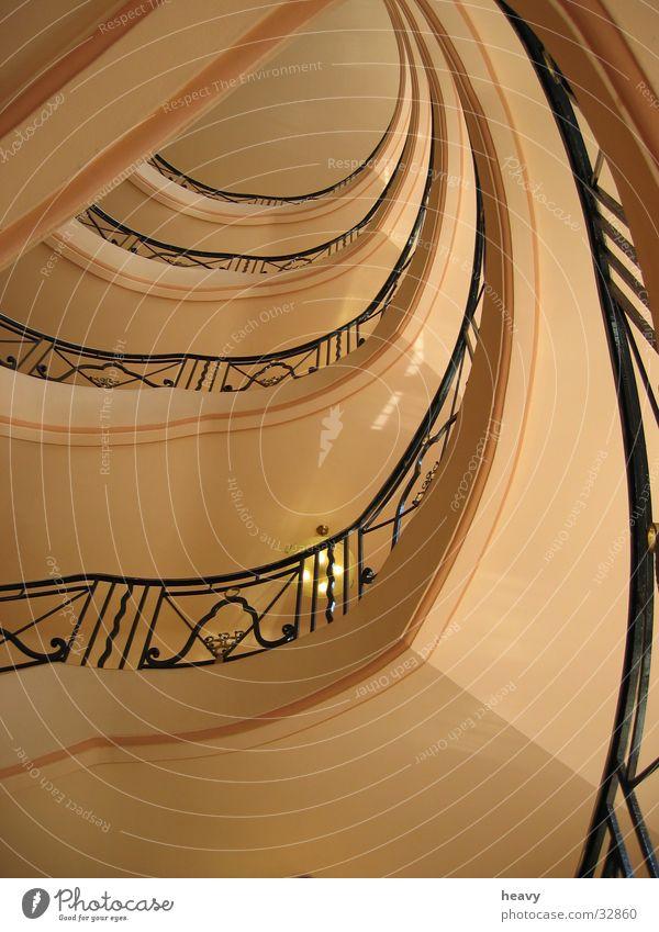 Staircase I Cannes Hotel Historic Stairs Handrail Martinez Interior shot