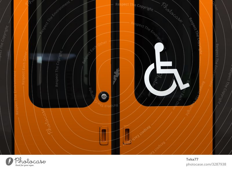 #Railway access wheelchair accessible Transport Means of transport Traffic infrastructure Passenger traffic Esthetic Wheelchair Railroad Handicapped
