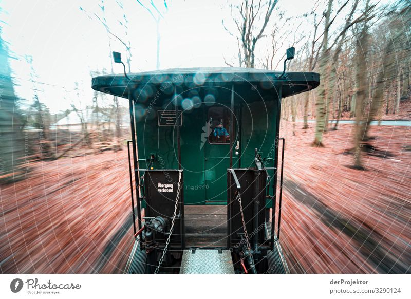 Vacation & Travel Green Winter Travel photography Far-off places Tourism Freedom Trip Transport Power Adventure Uniqueness Railroad Haste Passion Brave