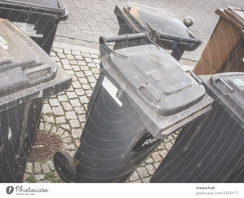 Town Dirty Future Planning Fear of the future Luxury Trash Services Trashy Society Environmental protection Sustainability Trade Testing & Control