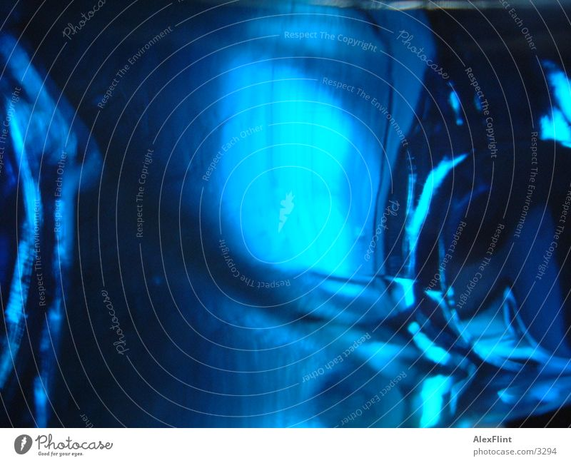 Blue Reaction Photographic technology