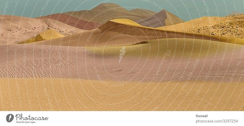 desert dunes , china Relaxation Landscape Sand Sky Clouds Park Loneliness Peace China hotan tarim Xinjiang uigur Asia karakax yurungkash black jade white jade