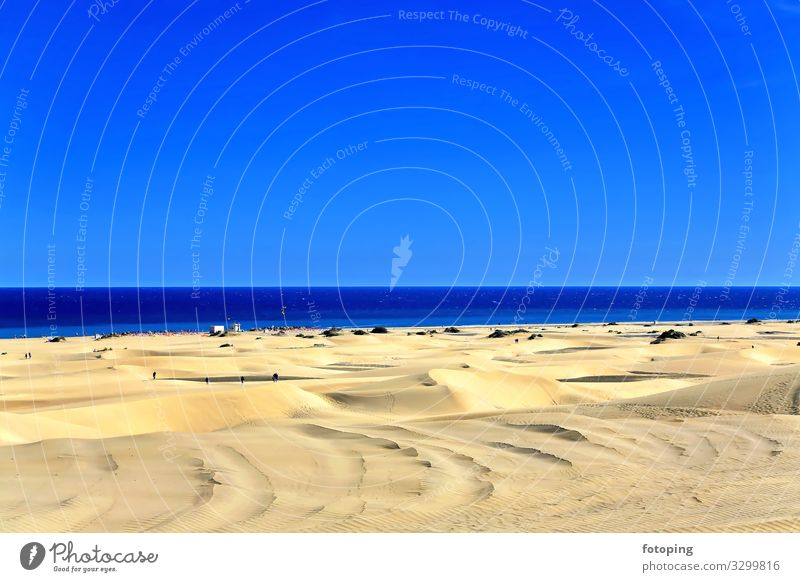 Playa Del Inglés Beautiful Vacation & Travel Tourism Trip Summer Sun Beach Ocean Island Waves Nature Landscape Sand Water Weather Wind Desert Tourist Attraction