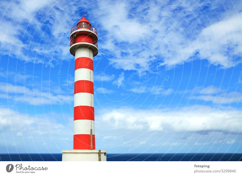 Faro de Punta, Sardina Beautiful Tourism Trip Summer Sun Beach Ocean Island Waves Nature Landscape Water Clouds Weather Wind Coast Lighthouse Tourist Attraction