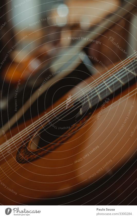 Closeup Guitar strings Lifestyle Esthetic Simple Original Education Resolve Leisure and hobbies Idea Inspiration Creativity Art School Guitar stand Music