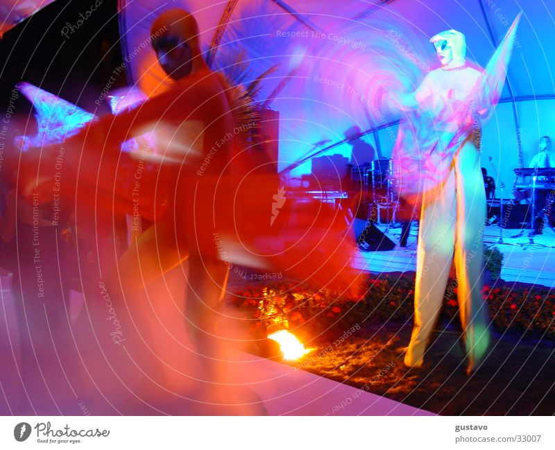 Parties involved - Parties involved Techno Light Photographic technology party concerned Dance