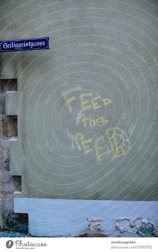 Feed the Need Graffiti Education Science & Research Adult Education Health care Human being Crowd of people Art Culture Youth culture Subculture Event Protest