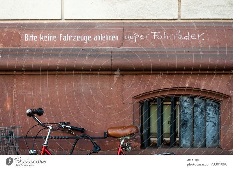 Vigilante justice house wall Bicycle Parking interdiction Typography Clue Lean vigilante justice illicit Funny