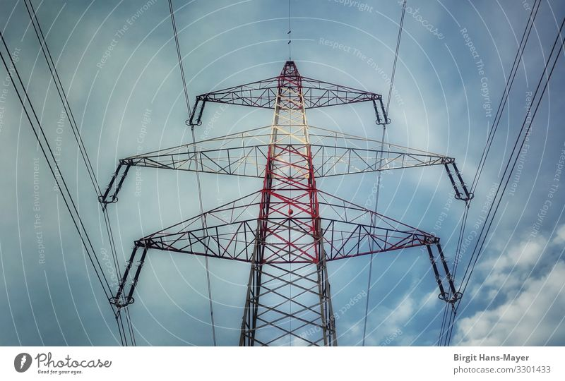 high current Energy industry High voltage power line Manmade structures Advancement Symmetry Environment Environmental protection Destruction Electricity pylon