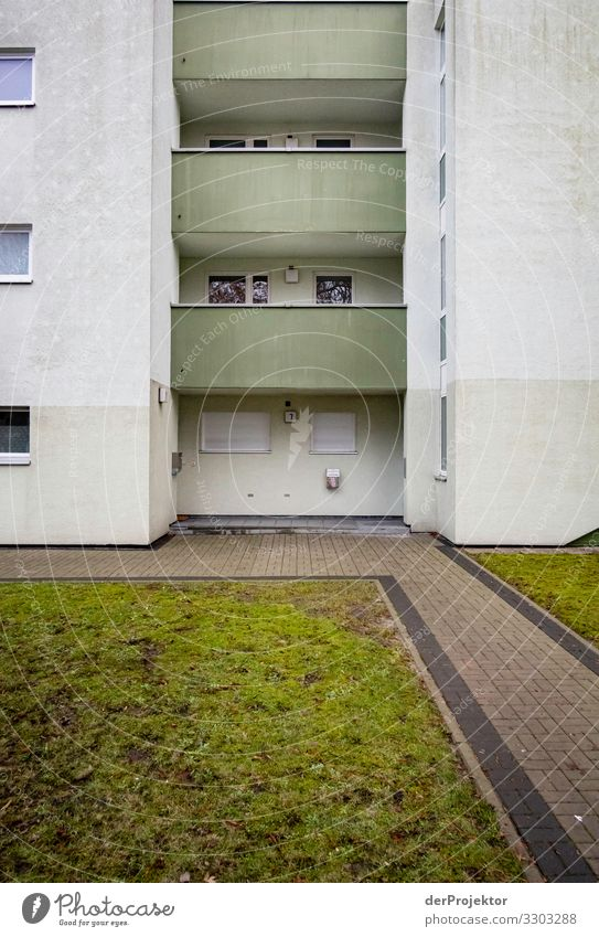 Vacation & Travel Town House (Residential Structure) Architecture Sadness Berlin Building Tourism Flat (apartment) Gloomy Clean Manmade structures