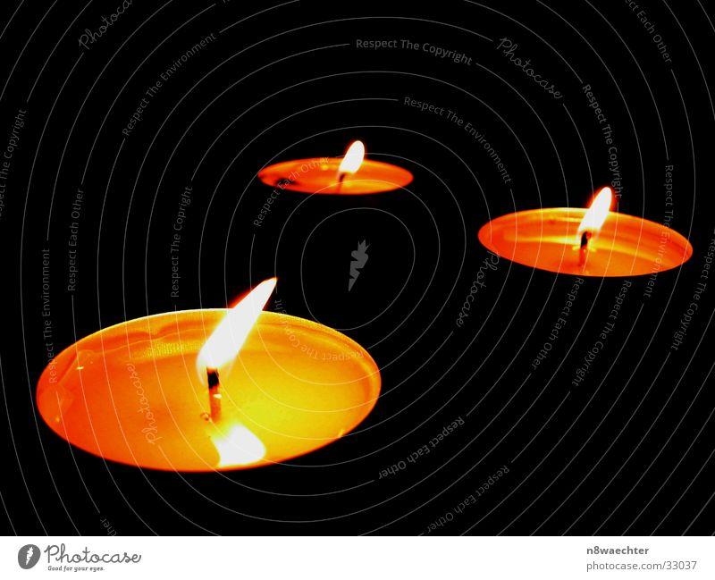 Red Orange Wind Candle Things Fluid Burn Flame Wax Candlewick Tea warmer candle