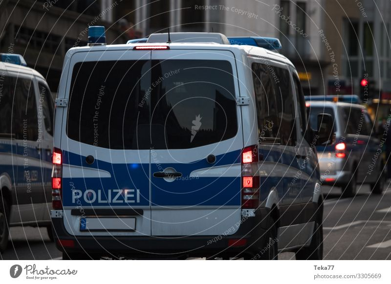 #Police Transport Means of transport Traffic infrastructure Truck Sign Signs and labeling Fear Police Force Police car Colour photo Exterior shot