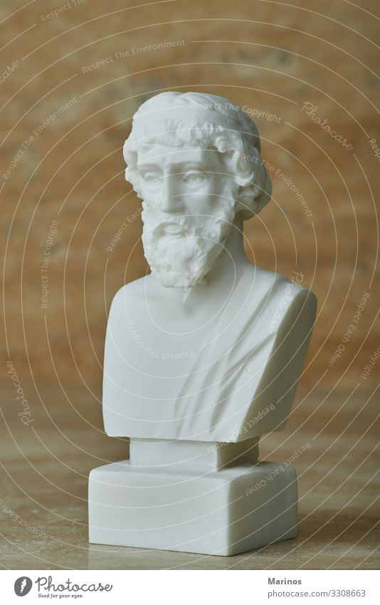 Statue of ancient Greek philosopher Plato. Vacation & Travel Tourism Academic studies Art Culture Architecture Monument Historic plato Ancient Philosopher