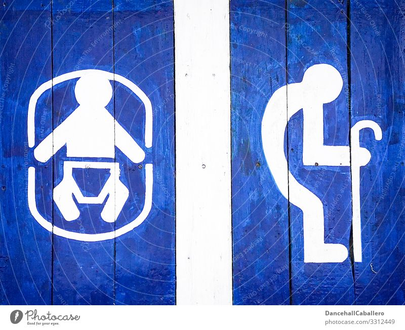 Pictogram of a baby and old man Grandchildren Baby Man Senior citizen Child Grandfather Grandparents Human being Healthy Nursing Care of the elderly Demography