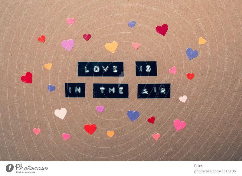 Love Heart Romance Wedding Card Kitsch Infatuation Valentine's Day Declaration of love Love life With love