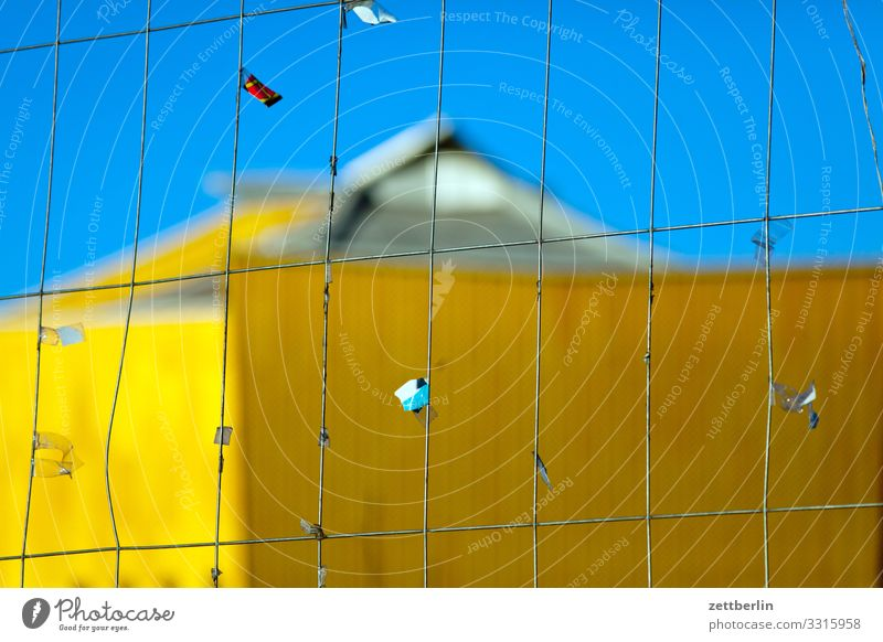 Philharmonie with fence Architecture avant garde Bauhaus Berlin Philharmonic Facade Hans Scharoun Concert Concert Hall Berlin Concert House Culture