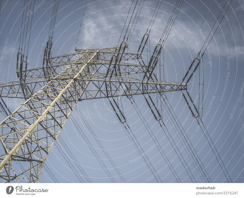 power pole Industry Energy industry Success Power Thrifty Fear of heights Arrogant Pride Climate Competition Testing & Control Might Network Electricity pylon