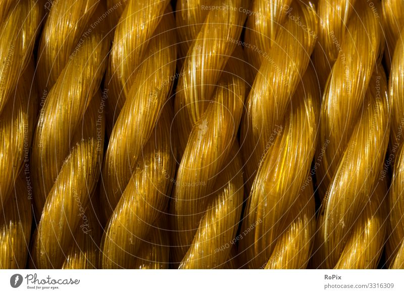 Industrial rope pattern. Design Leisure and hobbies Fishing (Angle) Hunting Handicraft Sailing Education Science & Research Work and employment Profession