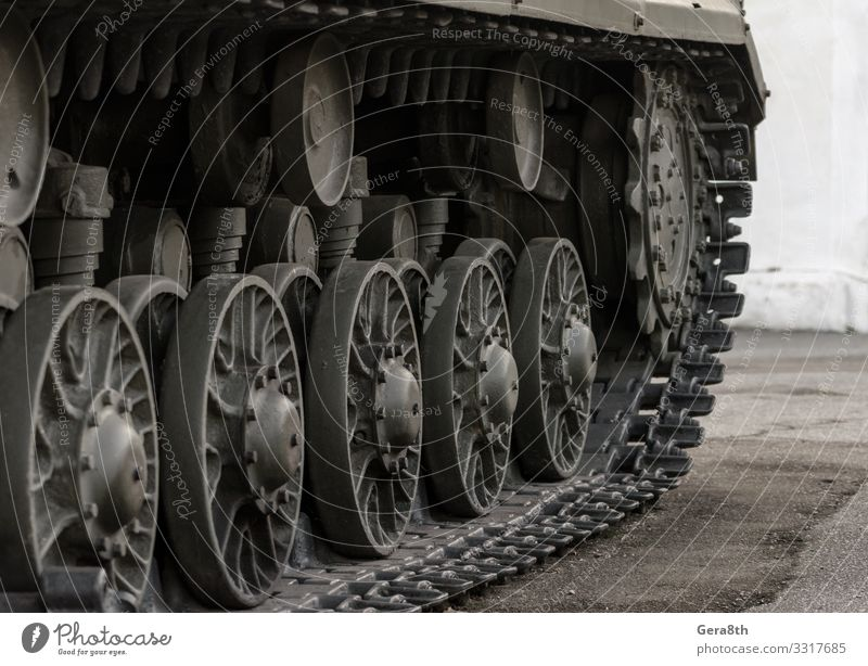 wheels and truck tank on the road Transport Street Metal Old War Crimea Ukraine Armour army attack background conflict defense detailed Disk equipment Fragment