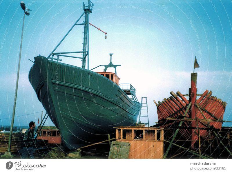 fishing boats Fisherman Watercraft Morocco Hull Navigation Fishing (Angle) Build wooden boat