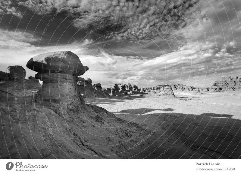 50 Million Year Trip Environment Nature Landscape Elements Earth Sky Clouds Sunlight Weather Rock Desert Joie de vivre (Vitality) Longing Bizarre Loneliness