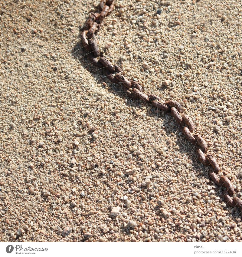 Chains (3) Earth Sand Coast Navigation Metal Lie Bright Maritime Life Endurance Discover Serene Inspiration Communicate Concentrate Ease Break Perspective
