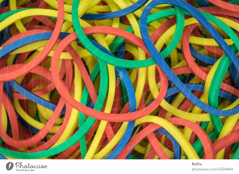 rubber rings Lifestyle Style Design Leisure and hobbies Handicraft Model-making Handcrafts Living or residing Work and employment Profession Cook Kitchen