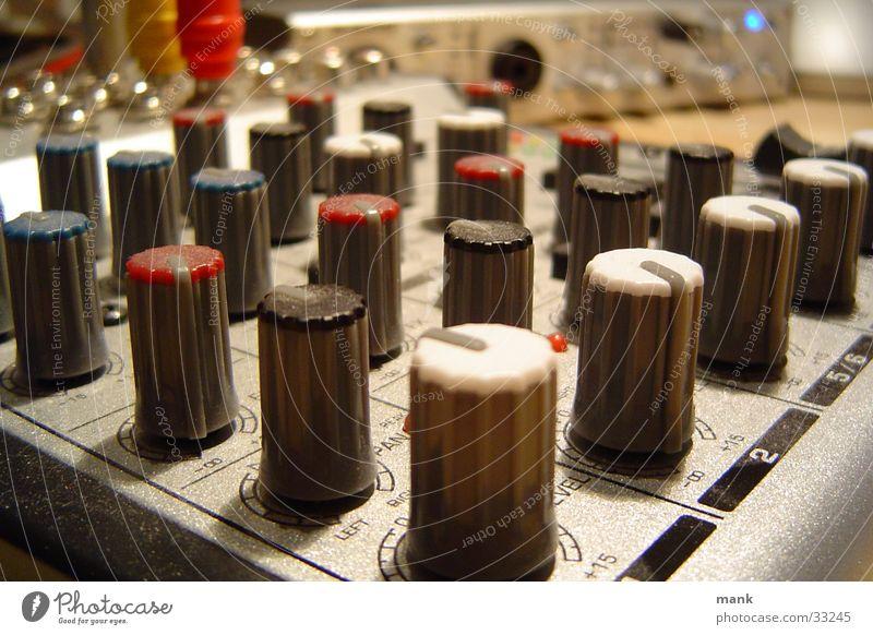 mixer Rotary knob Recording studio Entertainment potentiometer Mixing desk Tone