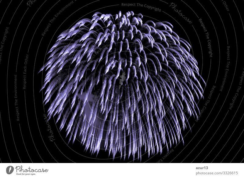Luxury beautiful purple fireworks event sky shower luxury star stars entertainment party festival nightlife pyrotechnics magic celebration celebrate new year