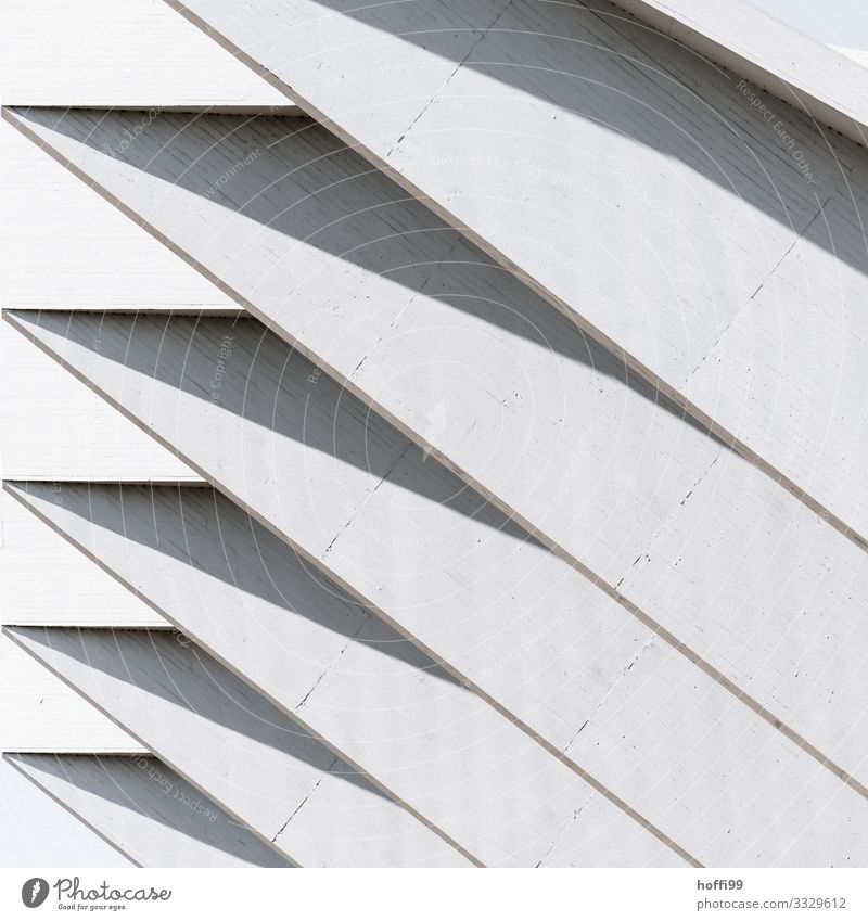 Supporting pillar row Building Multi-purpose city hall Warehouse Outrigger Concrete Concrete wall Wall (barrier) Wall (building) Facade Roof Line Esthetic Fat