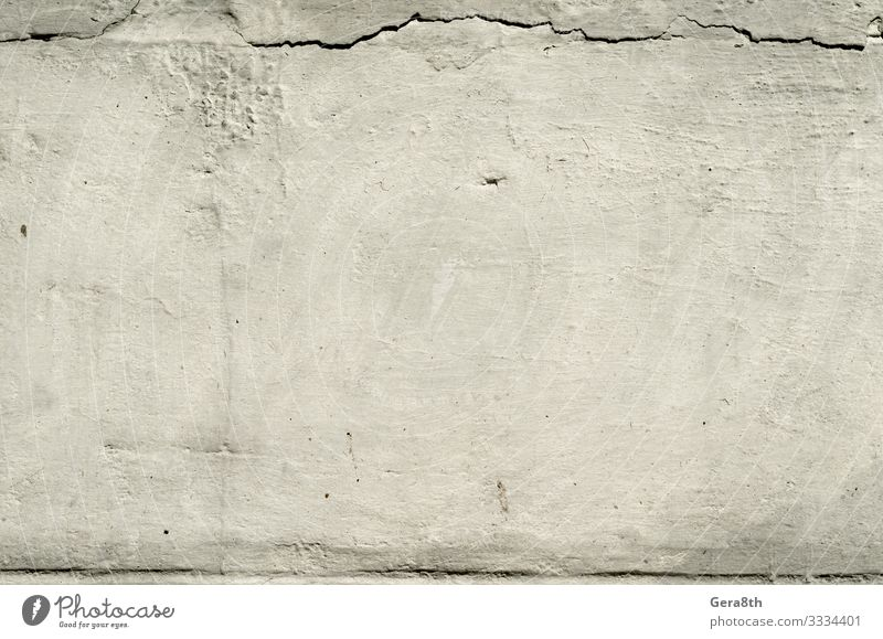 texture old concrete wall with remains of plaster with cracks Design Decoration Wallpaper Architecture Stone Concrete Old Dark Gray Black White background